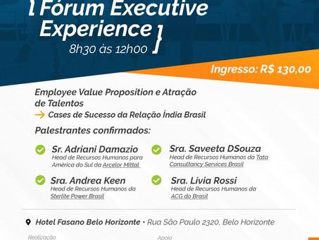 Palestrantes Confirmados - Fórum Executive Experience