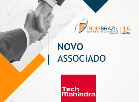 We are happy to announce our new associate, Tech Mahindra!