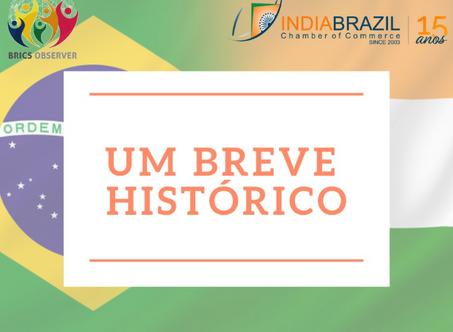 Um Breve Histórico das relações entre Brasil e Índia