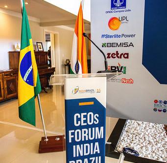 Zetra at India Brazil CEOs Forum - Special Edition