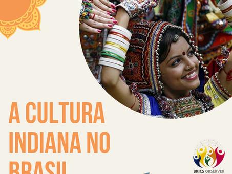 A cultura indiana no Brasil