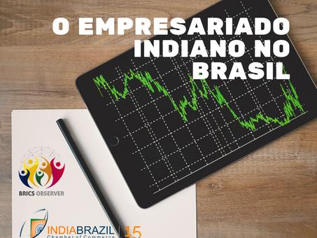 O Empresariado Indiano no Brasil