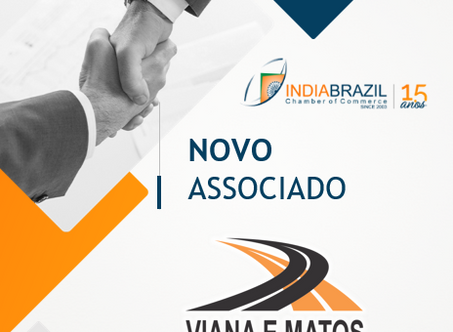 Meet our newest member: Viana and Matos Transportes!