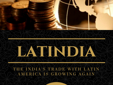 India's trade with Latin America is growing again.