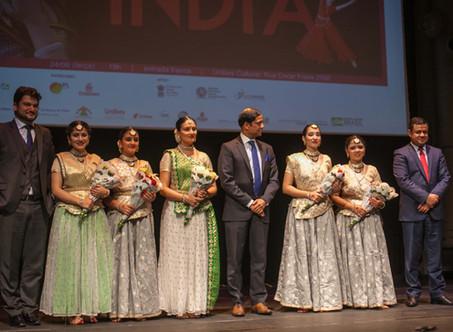 Cultural Festival of India in Brazil - Kathak Dance