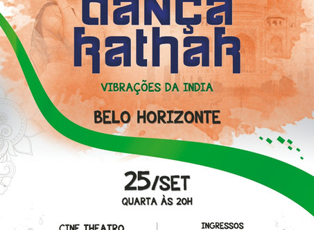 Festival of India in Belo Horizonte!