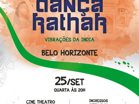 Festival de Dança Indiana em Belo Horizonte!