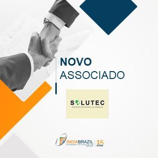 Nova Associada da Câmara de Comércio Índia Brasil: Solutec!