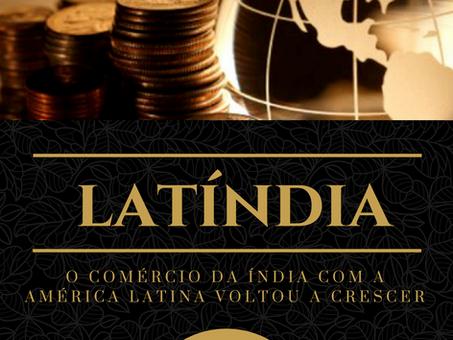 Comércio da Índia com a América Latina volta a crescer.