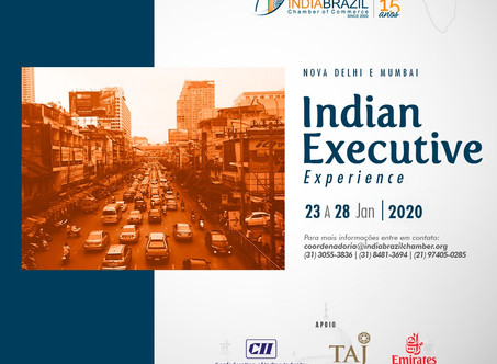 Indian Executive - Missão Empresarial
