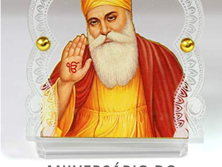 Parabéns ao Guru Nanak