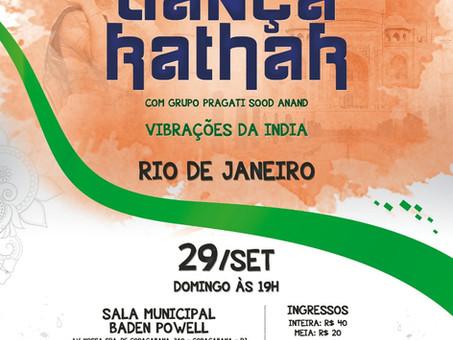 Festival Cultural de Dança Indiana no Rio de Janeiro - Garanta seu ingresso no link!