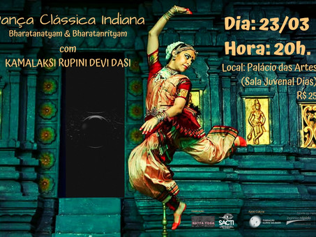 Indian Classical Dance at the Palace of the Arts