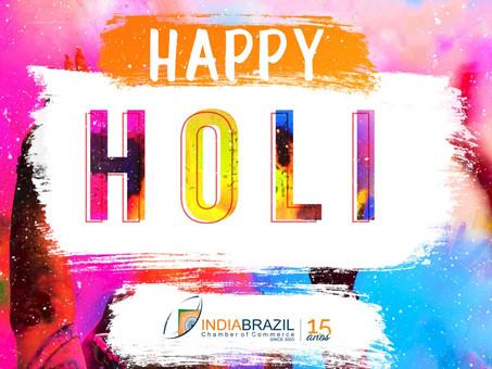 Holi (Festival das Cores)