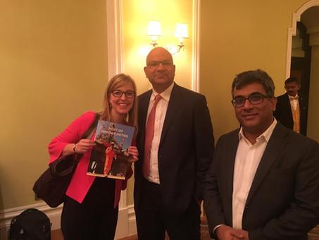 Reunião Grupo Tata | Indian Experience