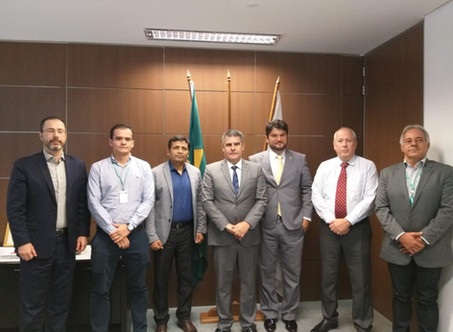 First Meeting Between Hindalco and State of Minas Gerais