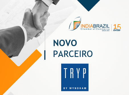Tryp by Wyndham Savassi - New partner of the Chamber!