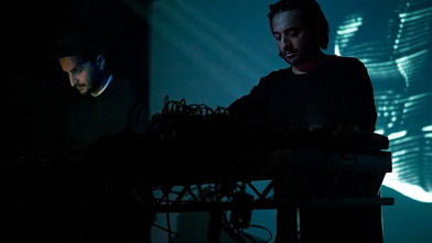 Imran Perretta & Paul Purgas are presenting a track from their collaborative project AMRA for Ar