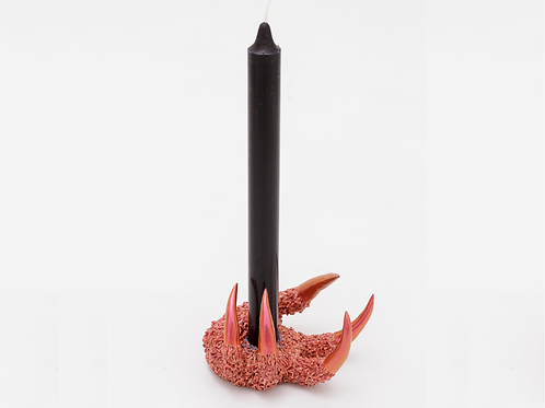 Claws of the Night Candlestick Holder (L)