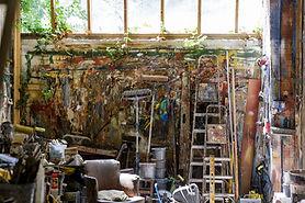 Rohan Harris's studio.jpg