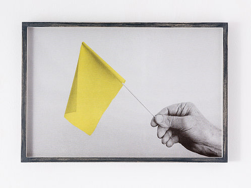 Rob Crosse, risograph print