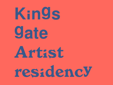 Kingsgate Artist Residency launched....