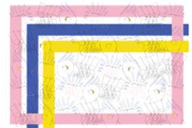 Lauren Godfrey, Risograph print on paper