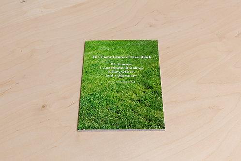 Artist's book by Marisa J. Futernick