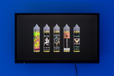 650mAh presents '650mAaaah' - an online exhibition hosted by Arcade on Artsy - showing until