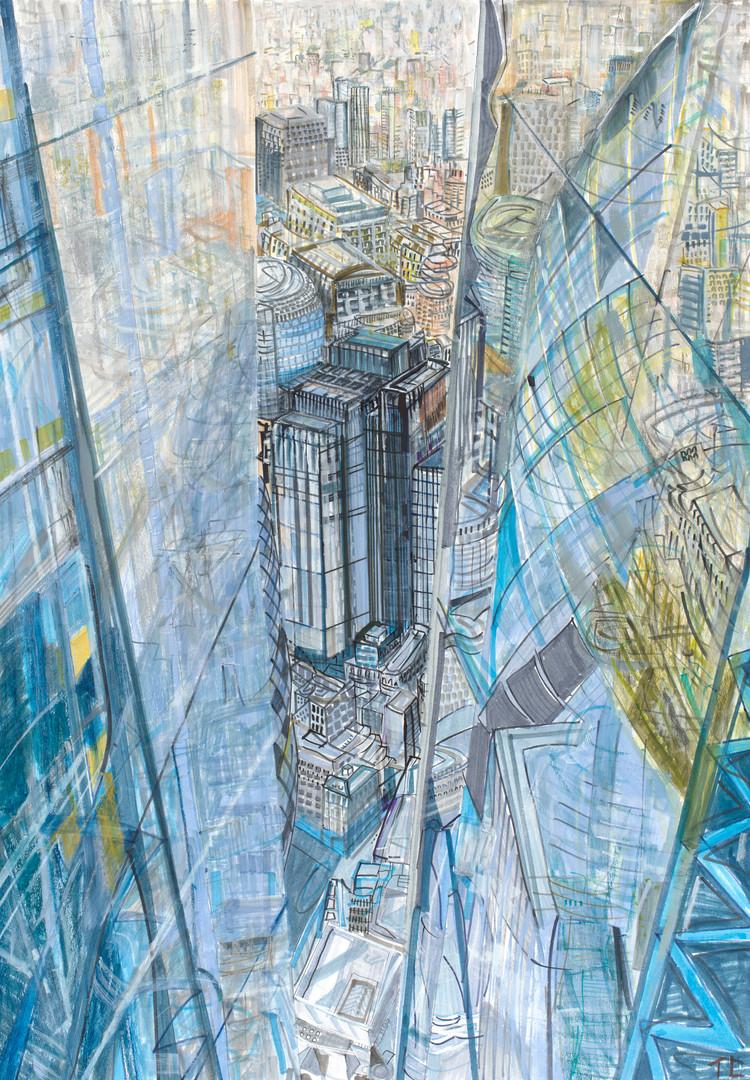 The Leadenhall Cityscape