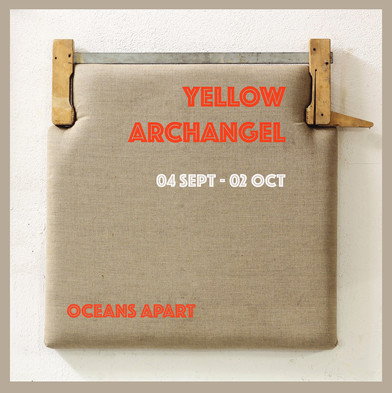 Helen Hayward and Jacqui Hallum are both part of group show Yellow Archangel at Oceans Apart from 4