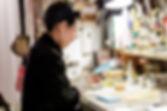 WCF 18 Naori Priestly at work.jpg