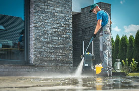 Professional Jet / High Pressure Cleaning