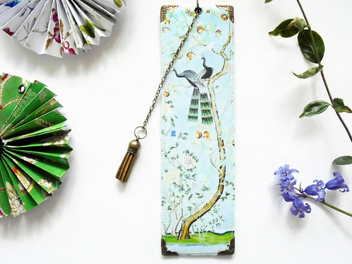 chinoiserie, literary gift, book lover gift.