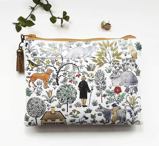 Country Cottage Wallet