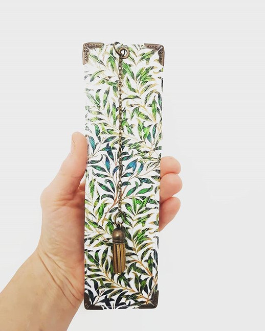Green Grass Bookmark