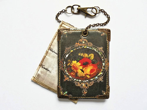 Antiquated, quaint, luggage tags, travel tags, suitcase tags,