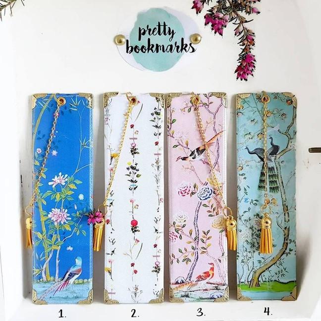 Pretty Bookmarks