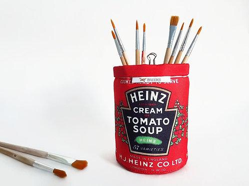 Heinz tomato soup pen caddy