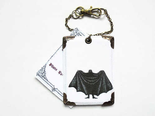 Dracula luggage tags, baggage tags, travel tags