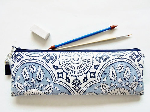 Back to school Art gifts, Waterproof Pencil Case, brush bag, crochet storage, pe