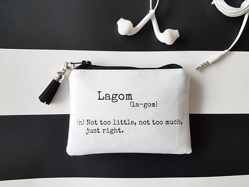 Green Eco Gifts,Lagom waterproof coin purse,eco friendly business card,credit ca