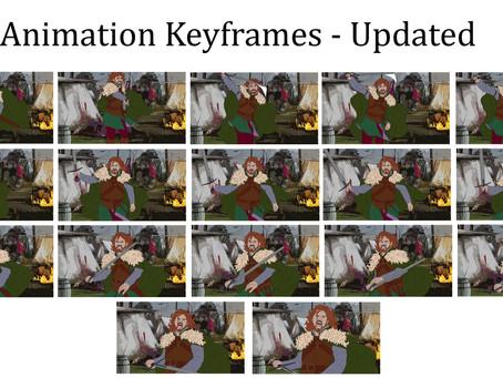 Animation Update