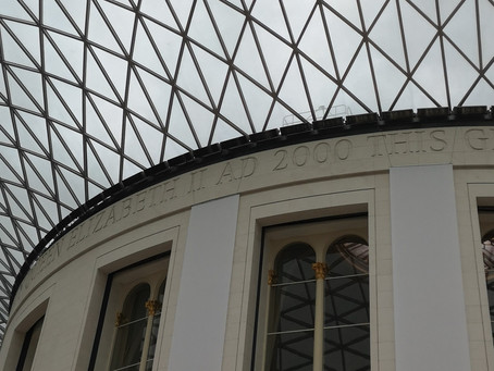 The British Museum: Historical References for my Created World