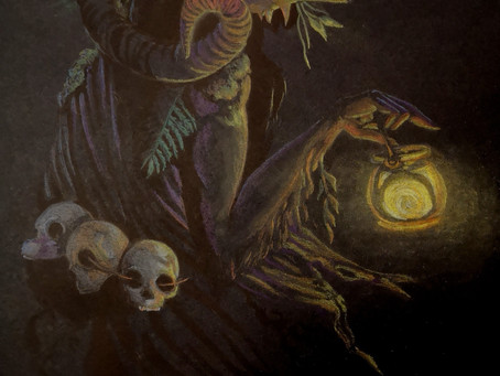 Monsters and Mythical Creatures: Will o' the Wisp