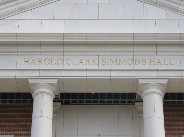 SMU Harold Simmons Hall