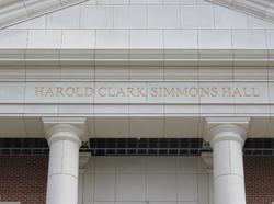 SMU Harold Simmons Hall