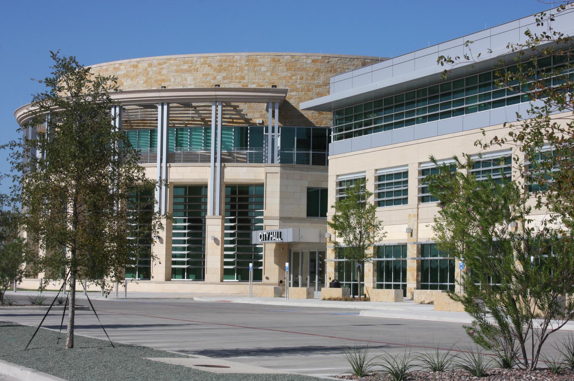 North Richland Hills City Complex