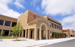 Texas Tech Nursing Facility