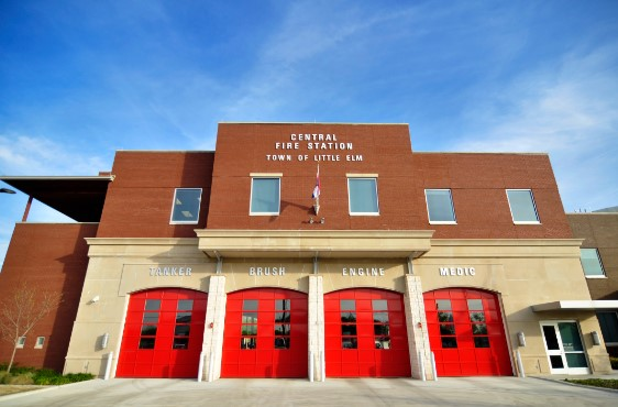 Little Elm Fire Station
